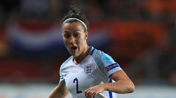Lucy Bronze leaves Manchester City for European champions Lyon