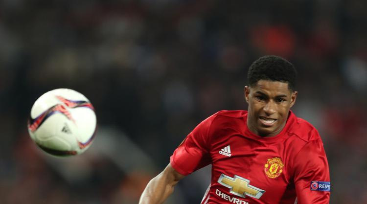 Romelu Lukaku and Marcus Rashford give Man Utd derby bragging rights