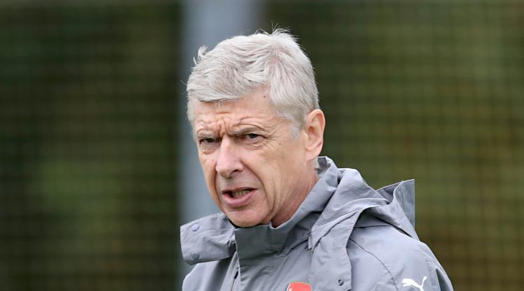 Arsene Wenger looks to the future as he reaches 20-year landmark with Arsenal