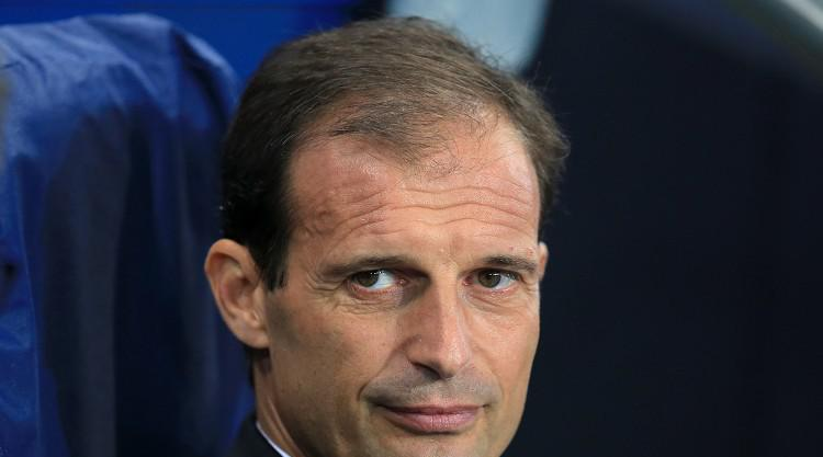Juventus coach Massimiliano Allegri urged to 'think twice' about Chelsea move