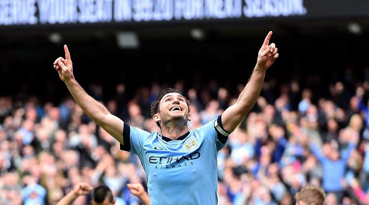 Lampard backs former clubs for top