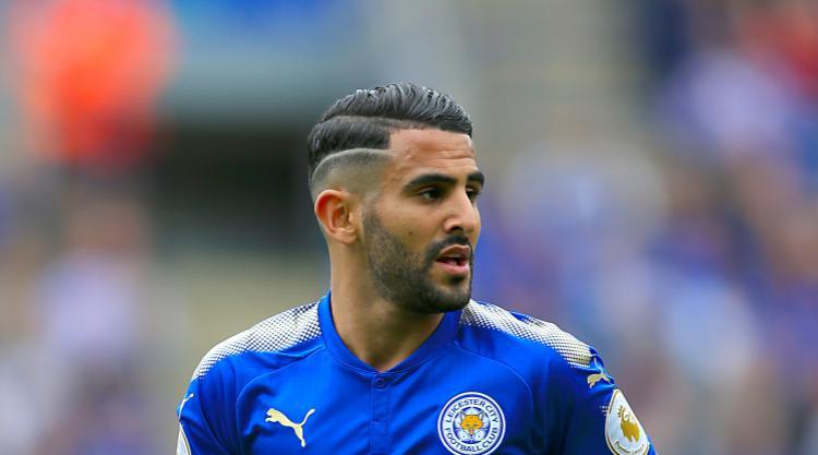 Craig Shakespeare: Leicester turned down Roma bid for Riyad Mahrez