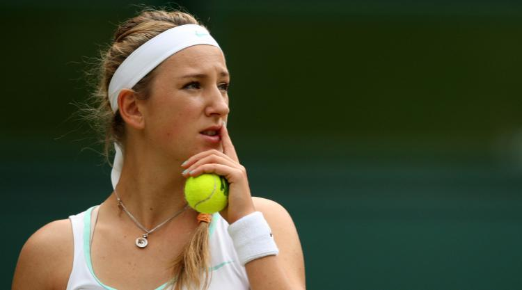 Victoria Azarenka targets Wimbledon return following birth of son Leo