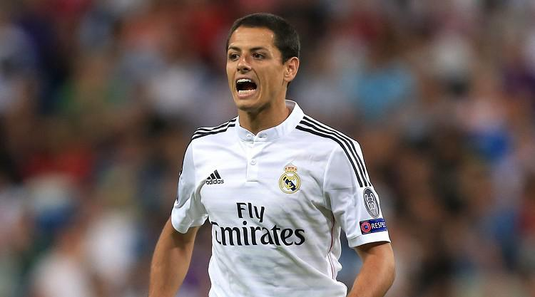Hernandez frustrated at Real