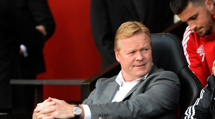 Delighted Koeman avoids complacency