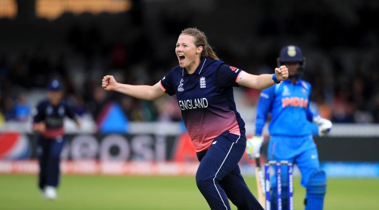 England hero Shrubsole hails dream come true after Women's World Cup glory