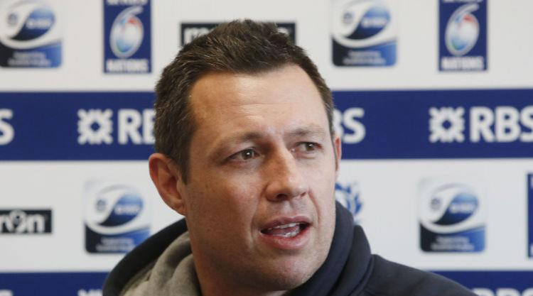 Glasgow assistants to join Gregor Townsend with Scotland