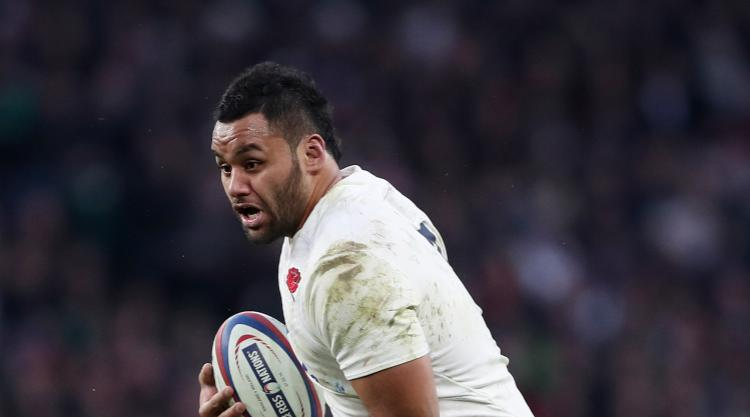 I'm only half the player I can be yet, warns England star Billy Vunipola