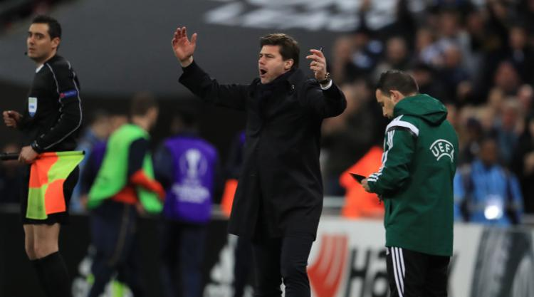 Pochettino demands fight and desire from Spurs against London rivals West Ham
