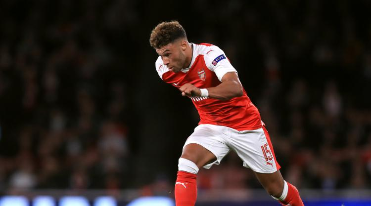 Alex Oxlade-Chamberlain double fires Arsenal into last eight of EFL Cup