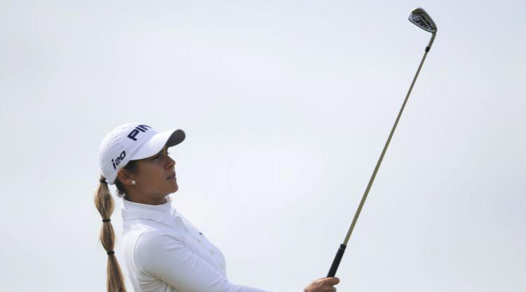 Azahara Munoz defends title on her home course in Spain