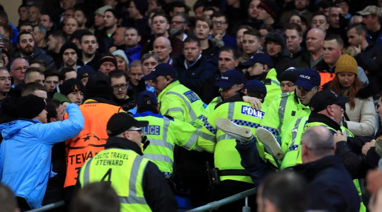 UEFA charges Celtic for Champions League crowd trouble at Manchester City
