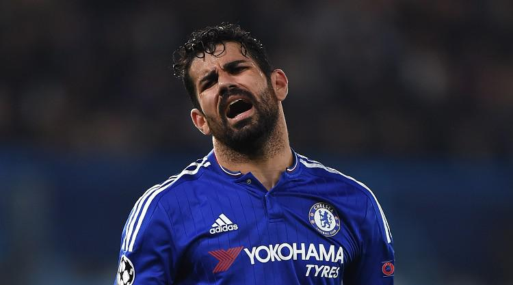 Chelsea drop Diego Costa for Tottenham stalemate