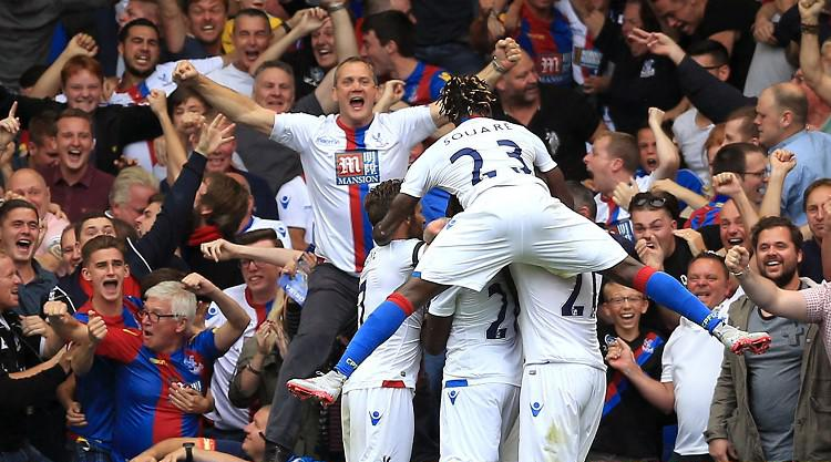 Crystal Palace claim surprise win over Chelsea at Stamford Bridge