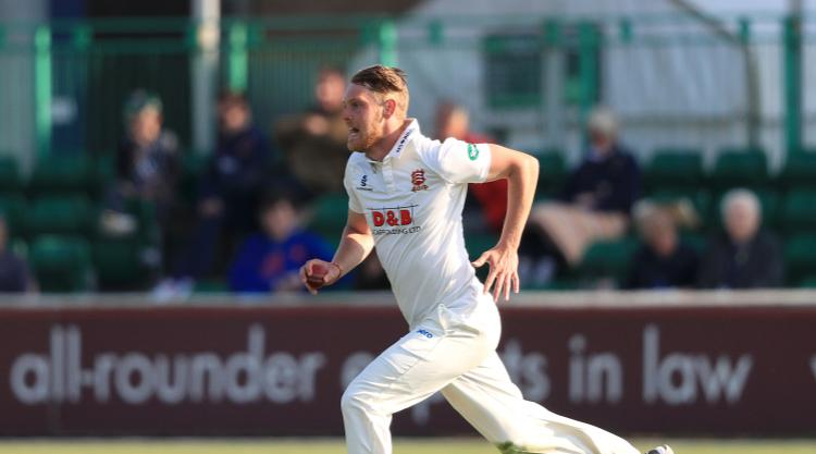Essex collapse at Hampshire on first outing since winning County Championship