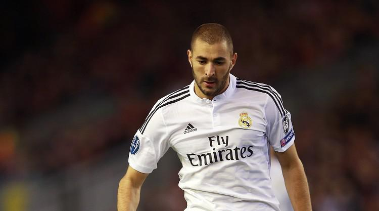 Benzema blow for Real