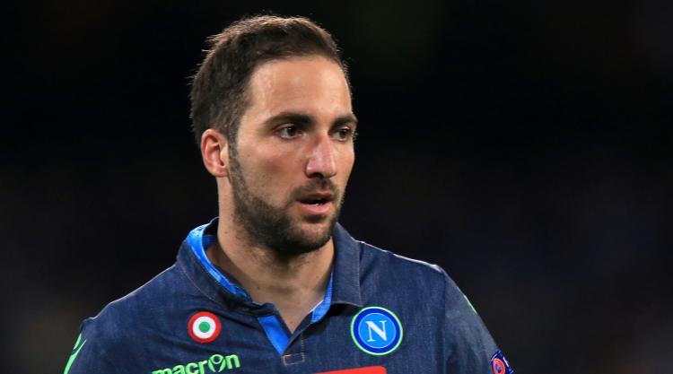 Gonzalo Higuain slams Napoli president Aurelio De Laurentiis after Juve switch