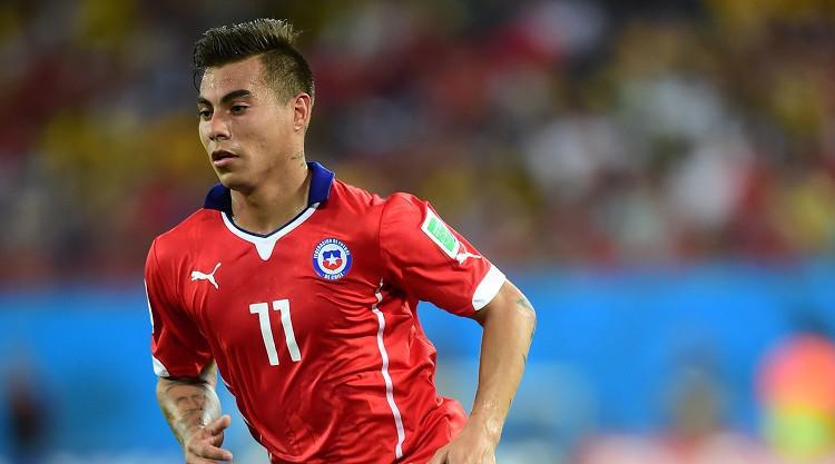 Vargas brace earns Chile final spot