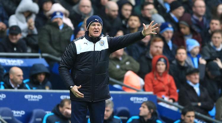 Claudio Ranieri building to repeat Leicester's 'strange year'