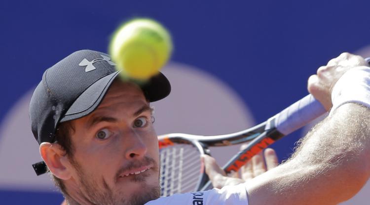 Murray hits back to gain revenge over Ramos-Vinolas in Barcelona Open