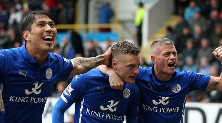 Vardy claims Foxes winner