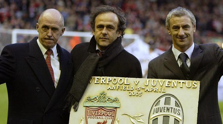 Platini still scarred by Heysel