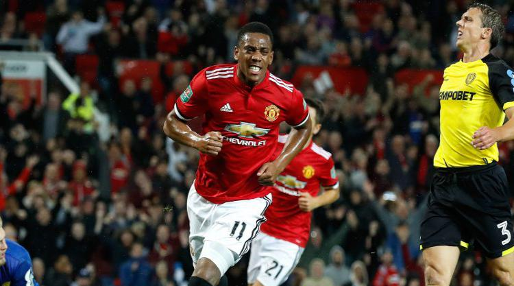 Man Utd boss Jose Mourinho: Happiness key to Anthony Martial's upturn in form