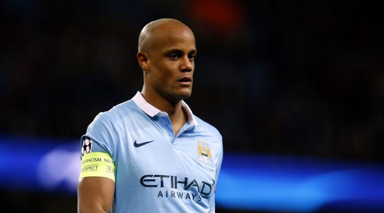 Pep Guardiola tells City players to pick captain in Vincent Kompany's absence