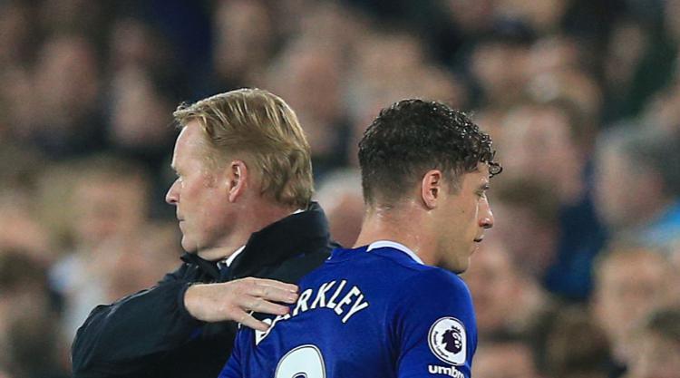 Everton boss Ronald Koeman '100 per cent' expects Ross Barkley to leave