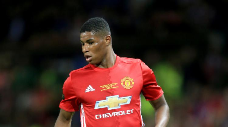 Jose Mourinho does not want Marcus Rashford to be an international bench warmer