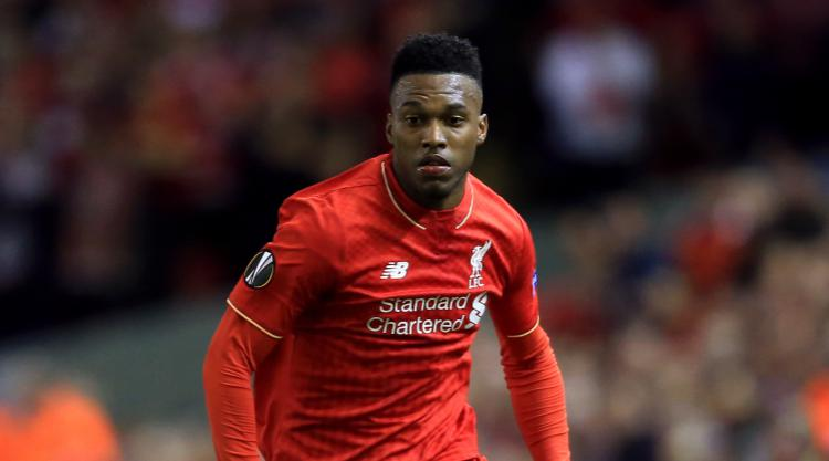 Liverpool striker Daniel Sturridge working hard in attempt to banish injury woes