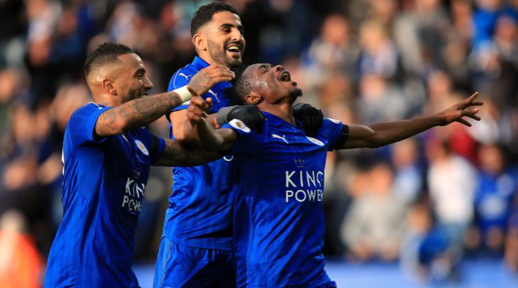 Happy Ranieri salutes Leicester's 'best performance of the season'
