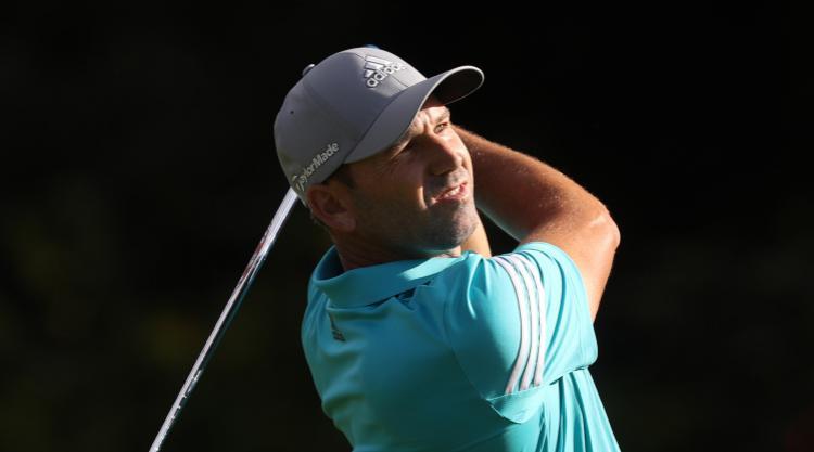 Sergio Garcia named European Tour golfer of the year