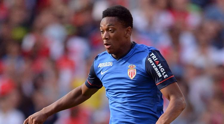 Manchester United close in on Anthony Martial signing