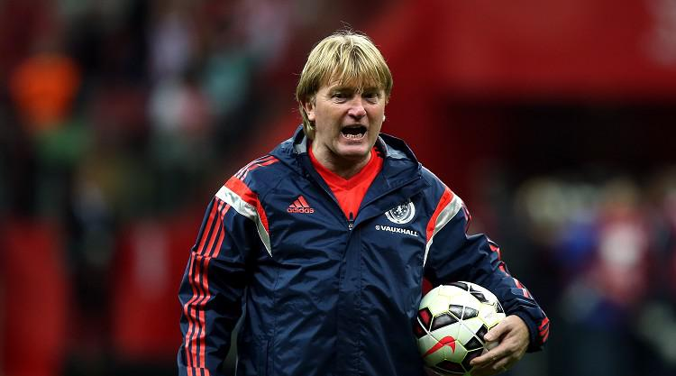 Stuart McCall says Scotland could make changes for Georgia Euro 2016 qualifier