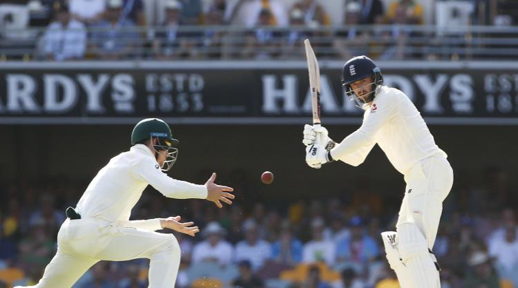 England's James Vince satisfied with knock despite missing out on Ashes century