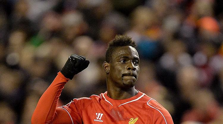 Agent: Balotelli staying with Reds