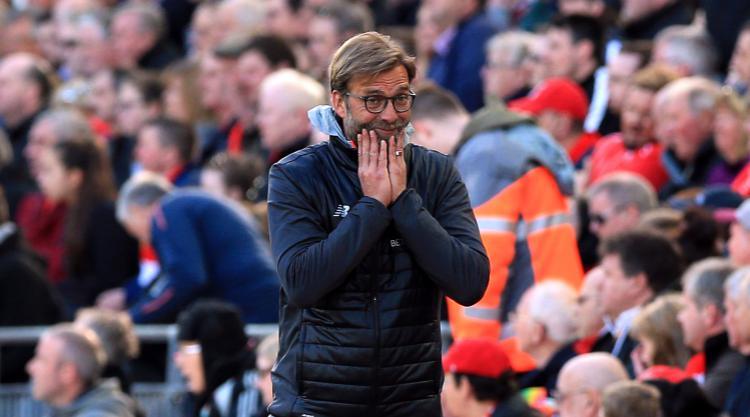 Jurgen Klopp not scared about potential Premier League slide