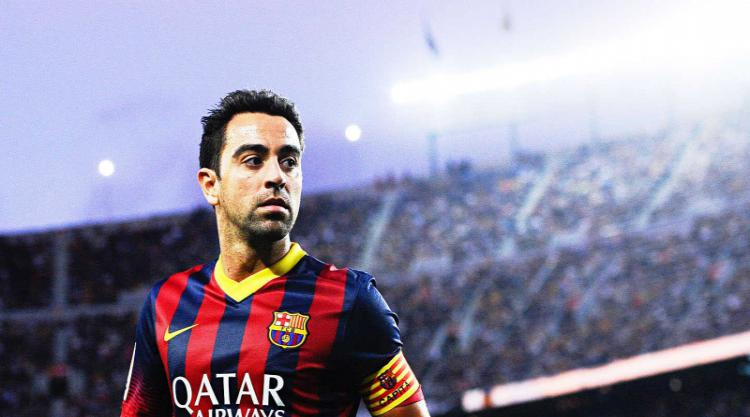 Spanish star Xavi signs with Qatari side