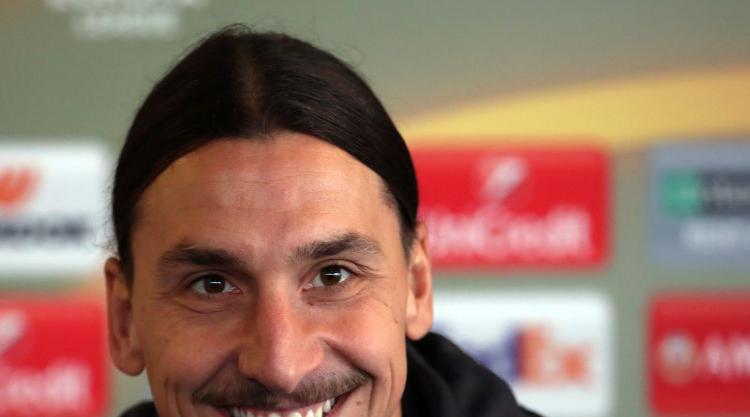 Zlatan congratulates former club on league title success