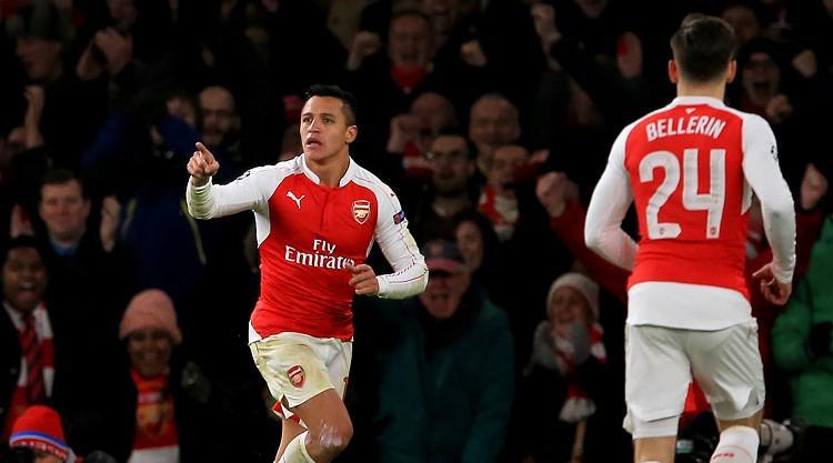 Arsenal keep Champions League hopes alive as Bayern and Barcelona claim big wins