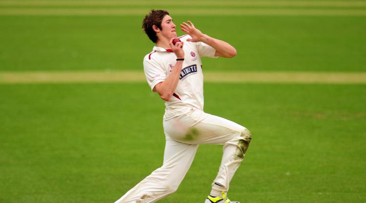 Jamie Overton claims three wickets as England Lions close in on victory