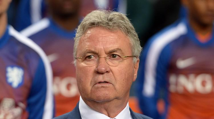Hiddink to leave Holland post