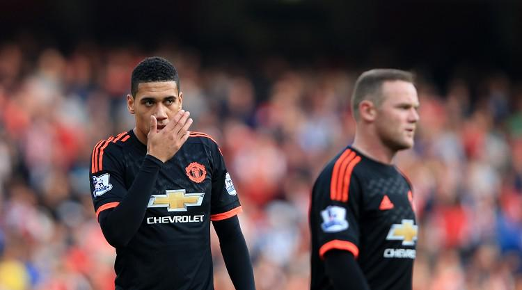 Louis van Gaal surprised by Manchester United's Premier League defeat to Arsenal