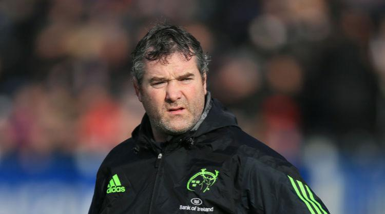 Anthony Foley to be remembered as Munster face Glasgow