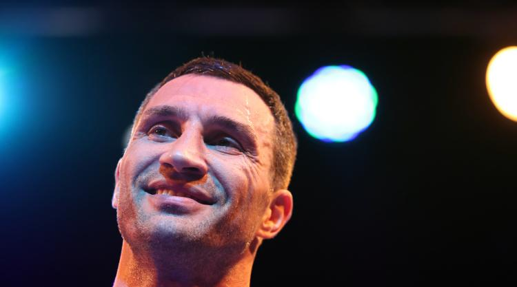 Wladimir Klitschko finds new stick to beat Anthony Joshua with