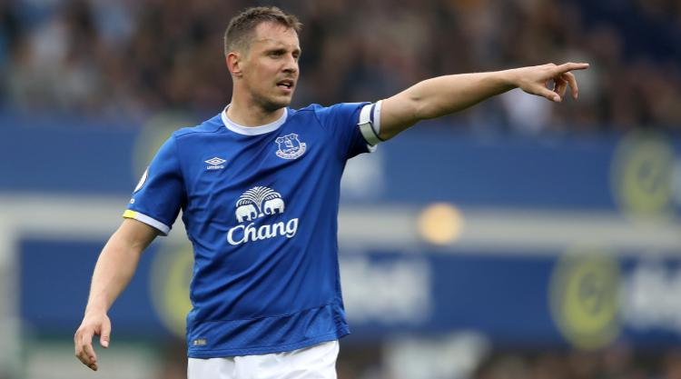 Phil Jagielka: Some Everton players will have point to prove in pre