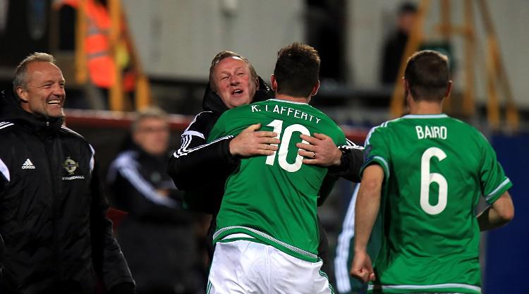 Michael O'Neill says Northern Ireland won't slip up with qualification in sight