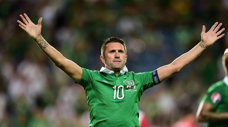 Robbie Keane's brace helps Republic of Ireland to comfortable win over Gibraltar
