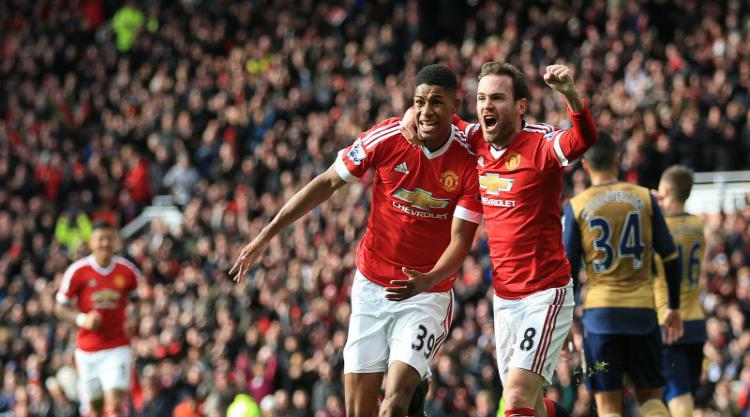 Ryan Giggs remembers stand-out Marcus Rashford a year on from his Man Utd debut